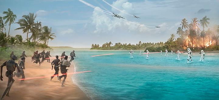 Новый трейлер фильма «Звёздные войны: Изгой» покажут в конце недели