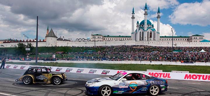 День города 2016 в Казани: 30 августа Kazan City Racing возвращается в Казань