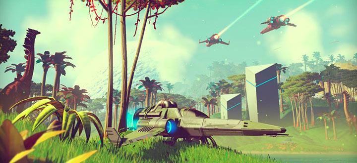 Геймплей No Man's Sky – первые 50 минут игрового процесса