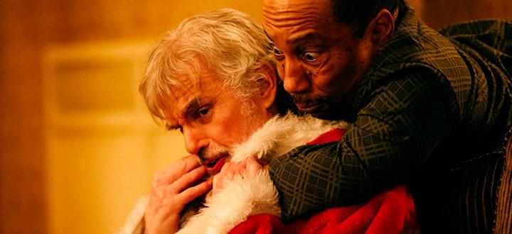 Красный трейлер фильма «Плохой Санта 2»
