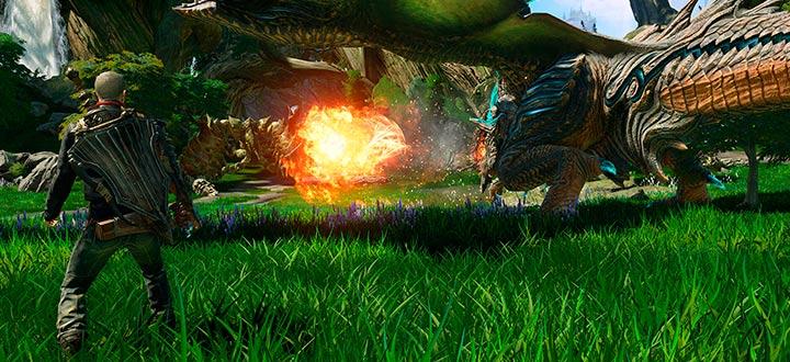 Amazon раскрыл дату выхода Scalebound на PC и Xbox One