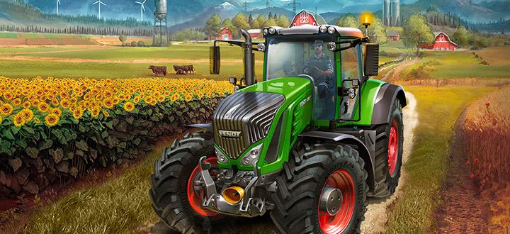 Трейлер Farming Simulator 17. Релиз игры состоится 25 октября на Xbox One, PlayStation 4, PC и Mac
