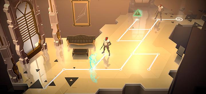 Мобильная головоломка Deus Ex GO выйдет на iOS и Android на следующей неделе
