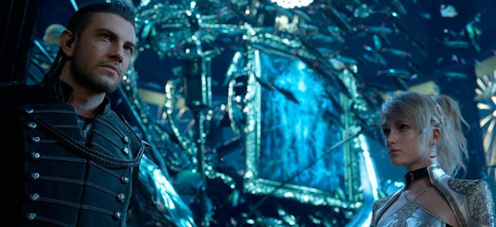 Компания Square Enix выпустила три новых ролика Kingsglaive: Final Fantasy XV
