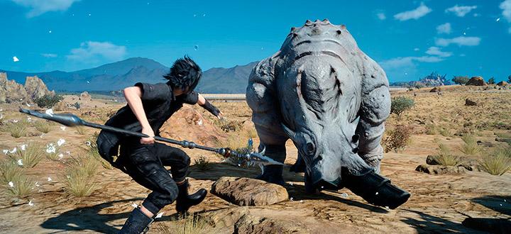 [Обновлено]: Релиз Final Fantasy XV перенесли на 2 месяца. Игра выйдет 29 ноября на Xbox One и PS4