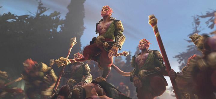 В Dota 2 появится Король обезьян