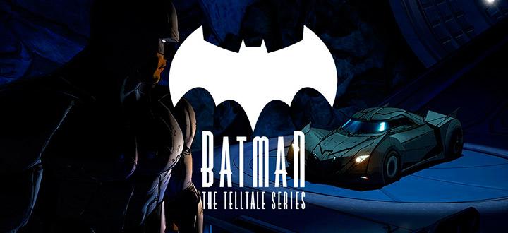 Розыгрыш цифровой копии Batman: The Telltale Series от SIMHOST.org. ИТОГИ!