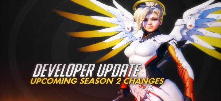 Второй сезон Overwatch близится, новая информация по главным изменениям