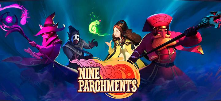 Создатели серии Trine анонсировали Nine Parchments для Xbox One, PS4 и PC