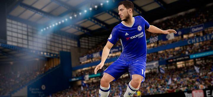 Gamescom 2016: Electronic Arts показала новый трейлер FIFA 17