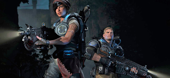 Gamescom 2016: Системные требования Gears of War 4 на ПК