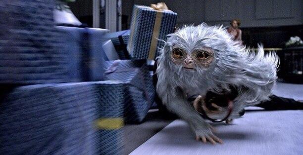 Взгляд на существ из фильма