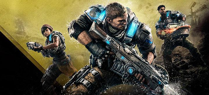 Gamescom 2016: Геймплейное видео Gears of War 4 в разрешение 4K на PC