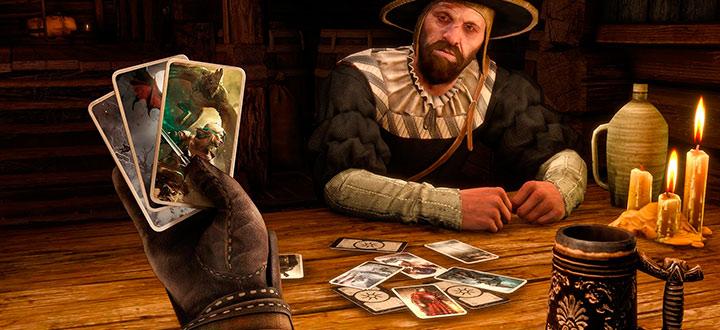 Новый трейлер «Гвинт: Ведьмак. Карточная игра» показал процесс создание трейлера для анонса игры