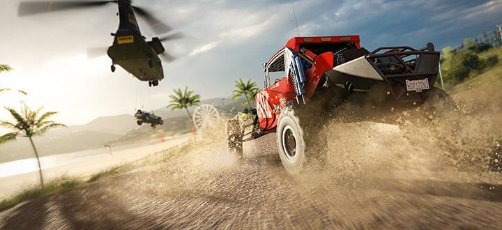 Gamescom 2016: Два новых геймплейных видео Forza Horizon 3