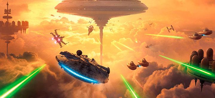 В дополнение Bespin для Star Wars: Battlefront в эти выходные можно поиграть бесплатно