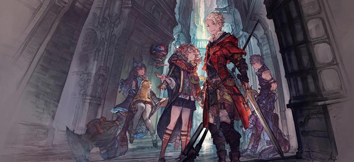 Анонсирована Lost Order - мобильная игра для iOS и Android от создателей Final Fantasy