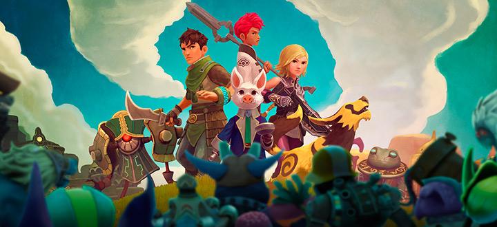 Earthlock: Festival of Magic выйдет на Xbox One и PC в следующем месяце
