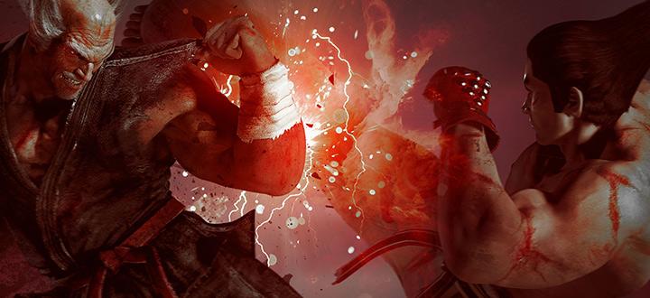 Bandai Namco показали геймплей PC-версии Tekken 7 в разрешение 4K