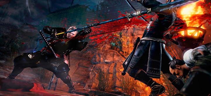 Демо-версия Nioh доступна на PlayStation 4 для всех желающих