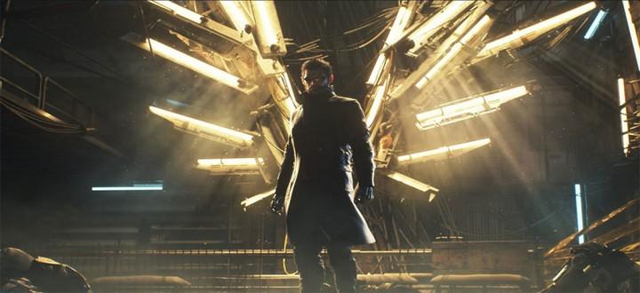 Технический обзор Deus Ex: Mankind Divided - Победитель года