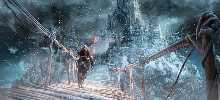 Dark Souls 3: Ashes of Ariandel - объявлена официальная дата релиза и трейлер дополнения