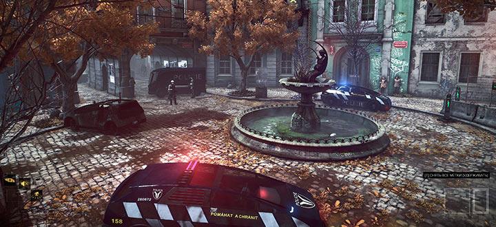 Скриншоты Deus Ex: Mankind Divided в разрешении 4K