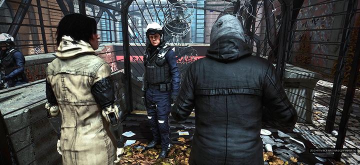 Вышел патч для Deus Ex: Mankind Divided