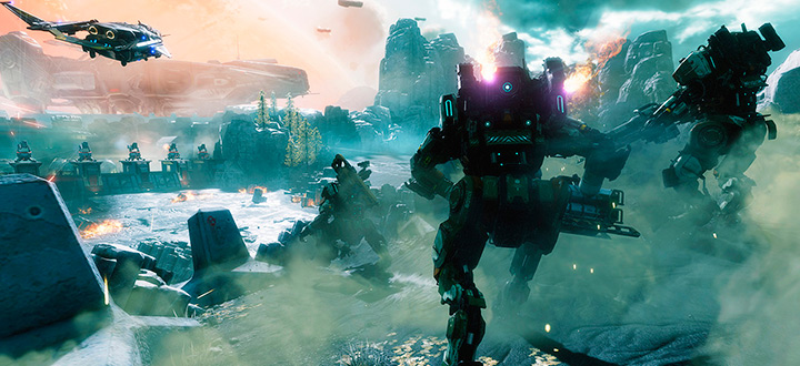 Сегодня стартует второй этап технического теста Titanfall 2. Разработчики выпустили новый патч