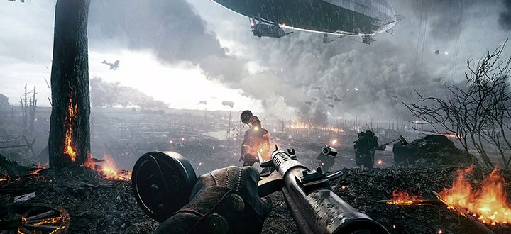 Сегодня стартует ОБТ Battlefield 1. Игрокам будет предложена одна карта и два режима