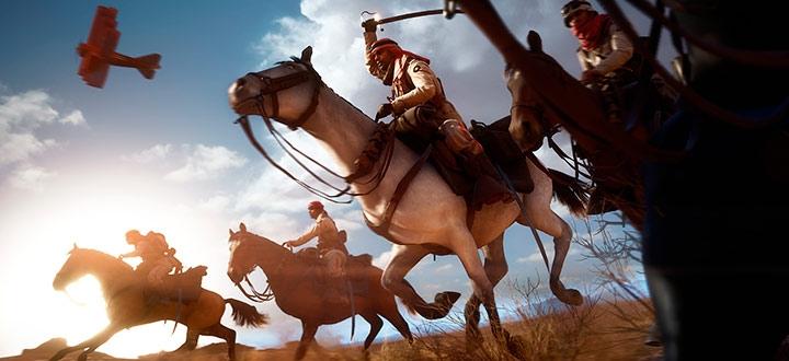 Видео Battlefield 1 - геймплей на лошади и несколько советов для кавалеристов