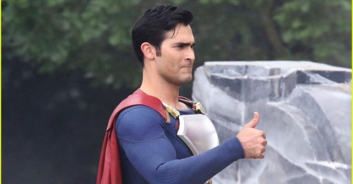 Супермен против Металло в сериале
