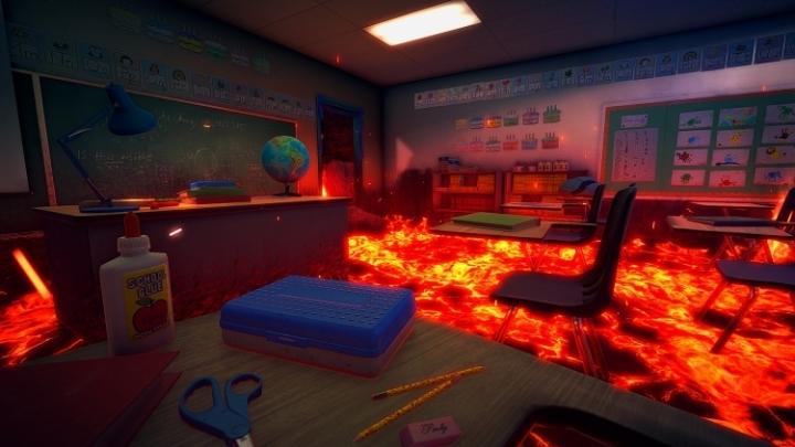 Видео: геймплей паркур-экшена Hot Lava от авторов Don't Starve