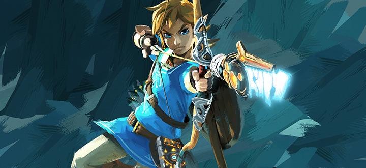 The Legend of Zelda: Breath of the Wild - новые 25 минут геймплея игры