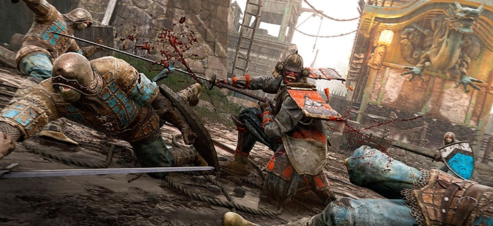 Новые трейлеры For Honor познакомили нас с Викингом, Самураем и Рыцарем
