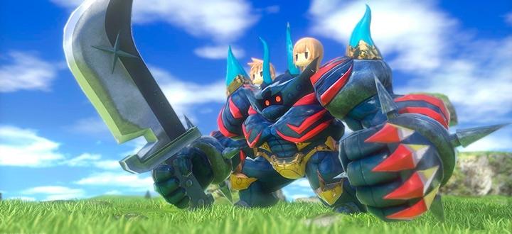 Трейлер World of Final Fantasy с PAX West 2016 предлагает нам взглянуть на аниме-заставки в игре