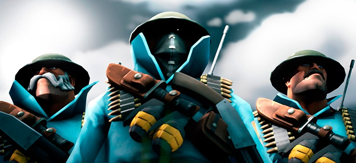 Трейлер Battlefield 1 воссоздали в Team Fortress 2
