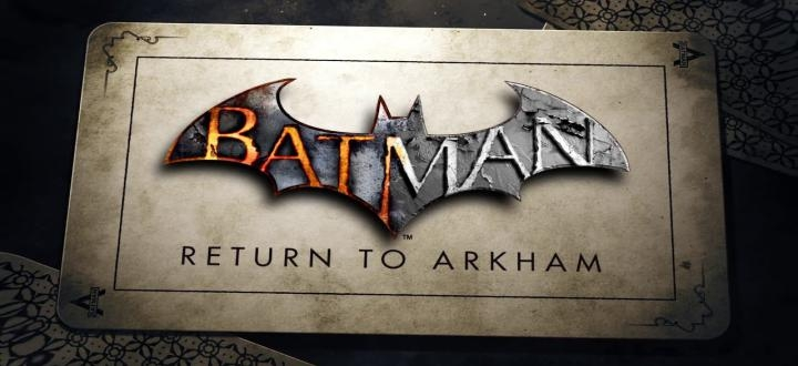 Объявлена дата выхода перенесённого Batman: Return to Arkham