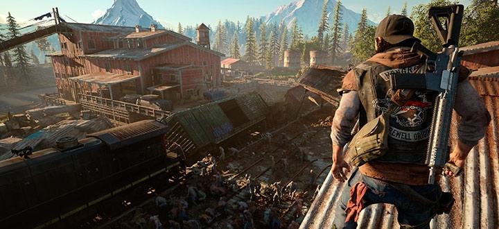 Новые скриншоты Days Gone с PS4 Pro