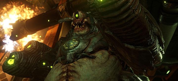 На следующей неделе DOOM получит Deathmatch и аркадный режим