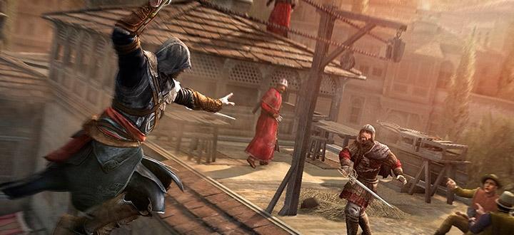 Ubisoft анонсировала Assassin's Creed: The Ezio Collection для Xbox One, PS4 и ПК