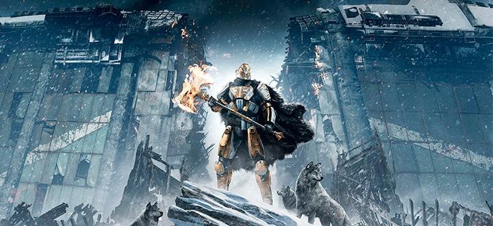 Кинематографичный трейлер Destiny: Rise of Iron