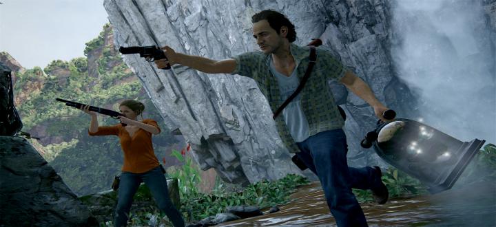 Все качаем бесплатное дополнение Bounty Hunters для Uncharted 4