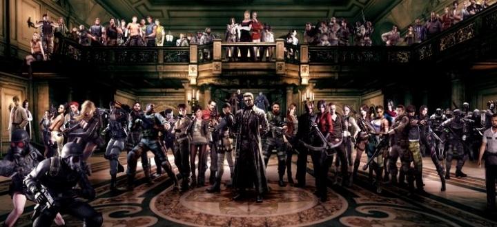Capcom хочет быть разработчиком №1 в мире игр