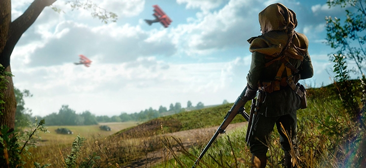 Трейлер сюжетной кампании Battlefield 1 и новые скриншоты игры