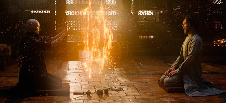В новом трейлере «Доктора Стрэнджа» для IMAX показали новые сцены фильма