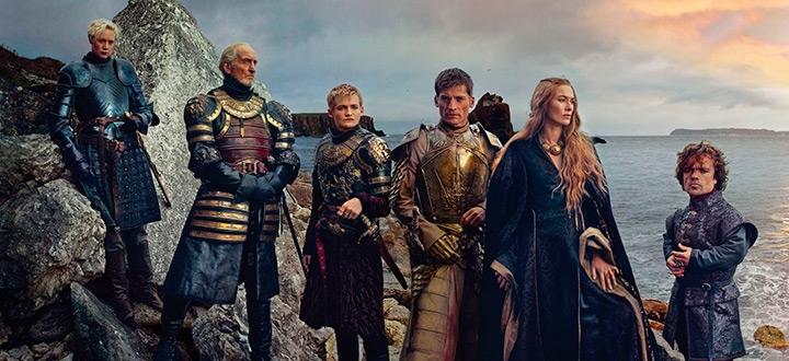 Телеканал HBO готовит по сериалу «Игра Престолов» книжку-раскраску