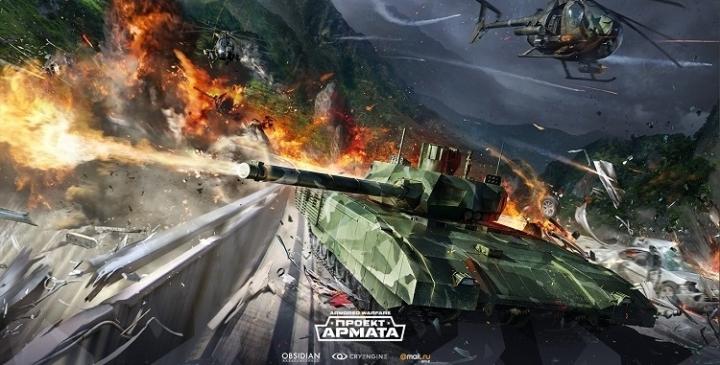 Armored Warfare обзавелась новыми техниками и картами
