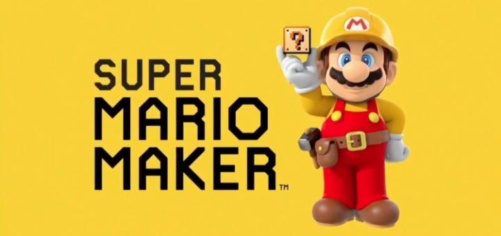 Владельцы 3DS могут создавать собственные уровни в Super Mario Maker