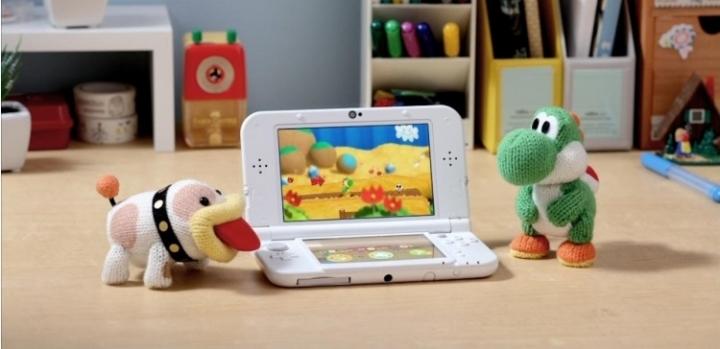 Компания Nintendo объявила о разработке новой игры Yoshi's Woolly World